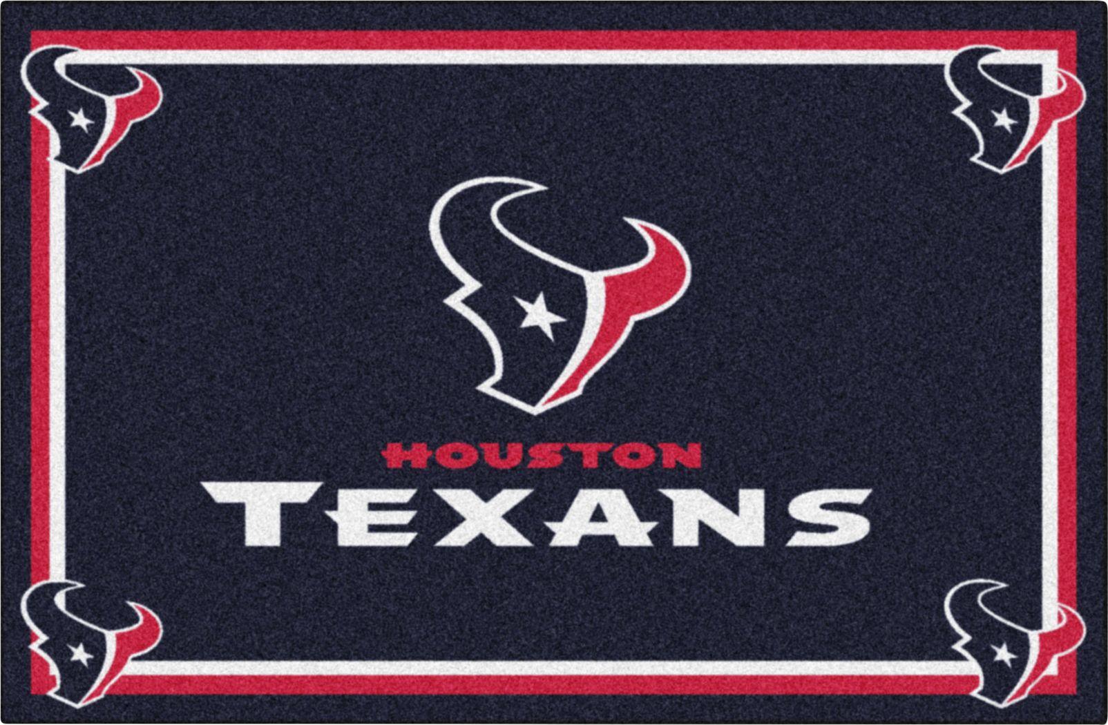 NFL Big Game Houston Texans 5' x 8' Rug