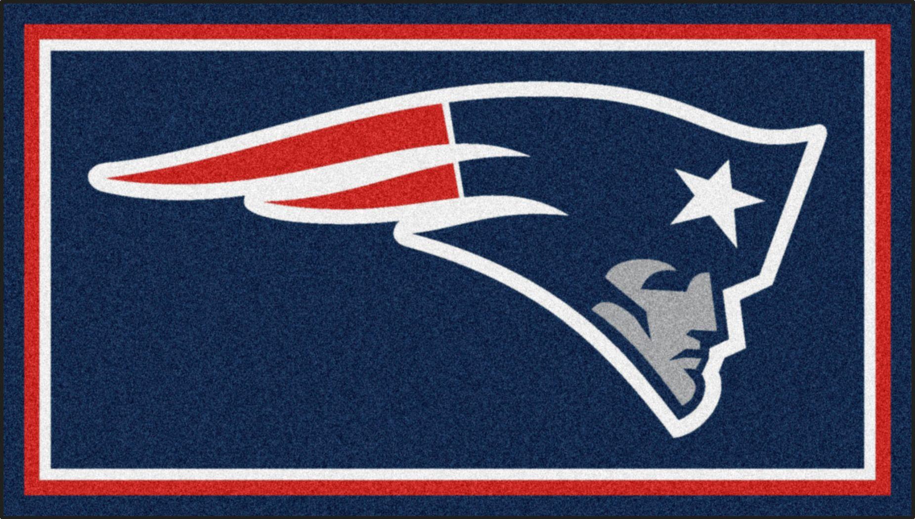 NFL Big Game New England Patriots 3' x 5' Rug