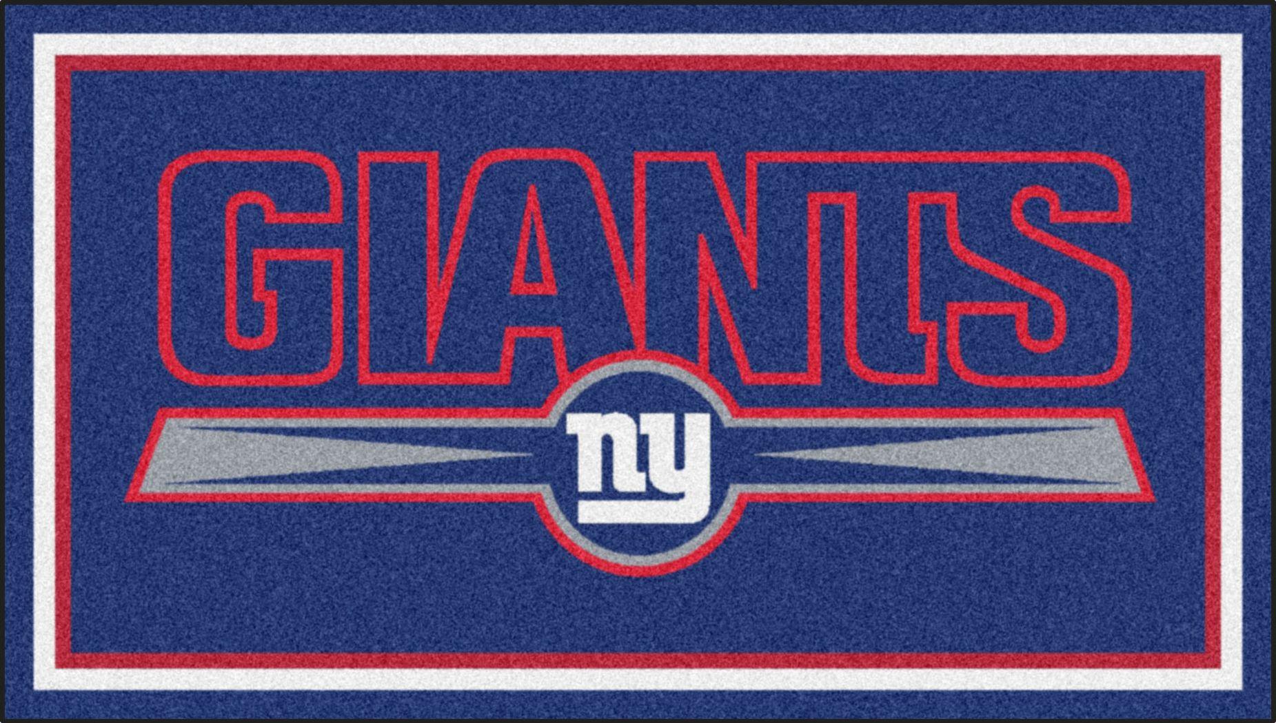 NFL Big Game New York Giants 3' x 5' Rug