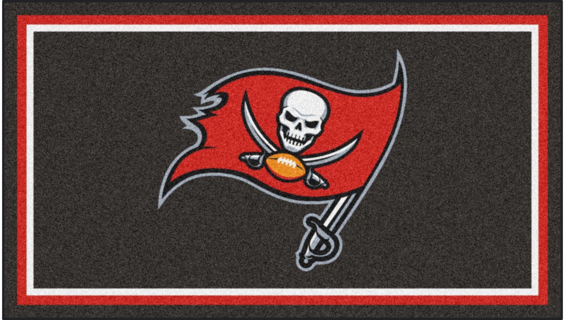NFL Big Game Tampa Bay Buccaneers 3' x 5' Rug