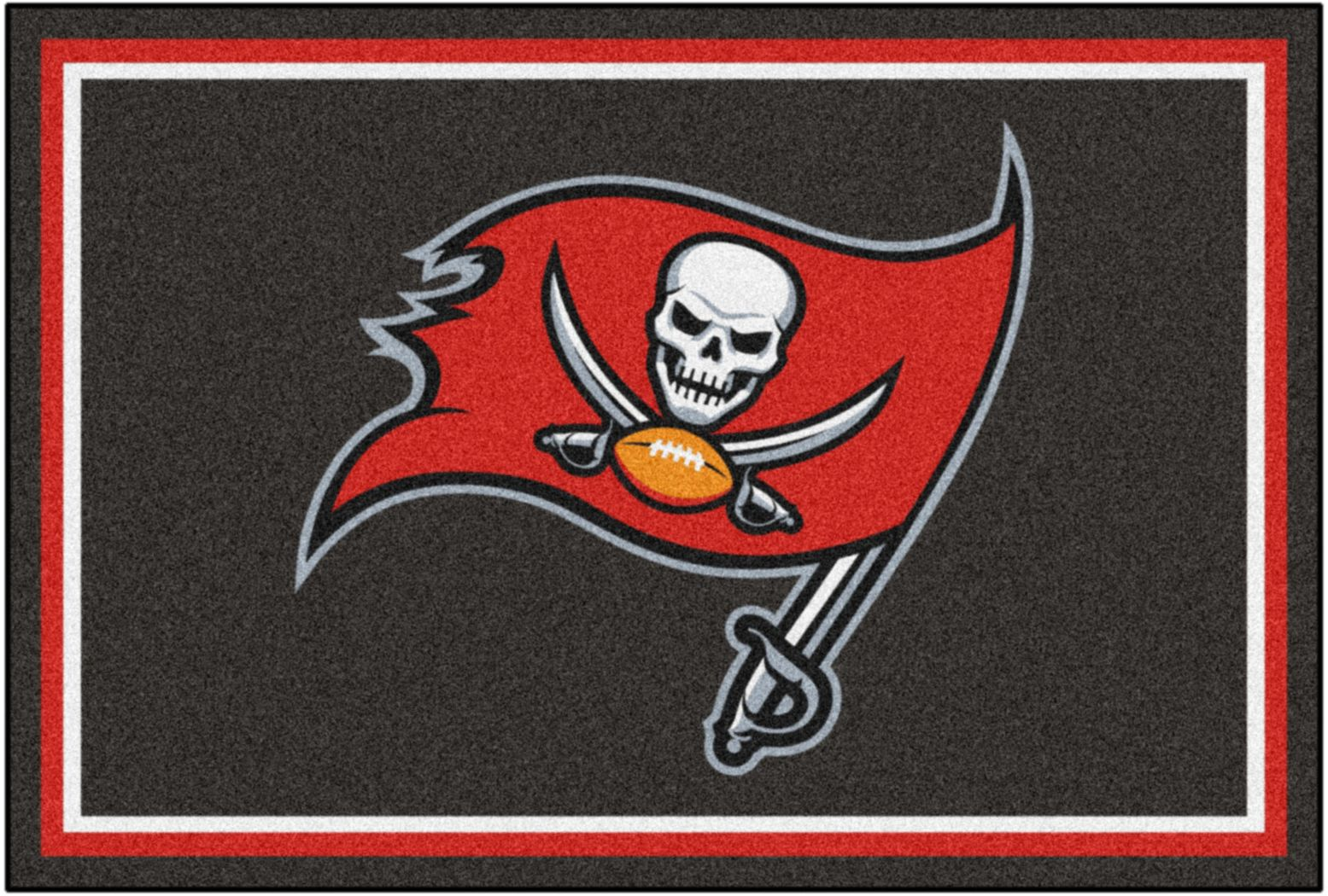 NFL Big Game Tampa Bay Buccaneers 5' x 8' Rug
