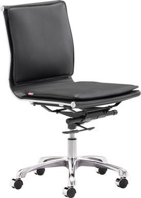 Nichelyn Black Office Chair