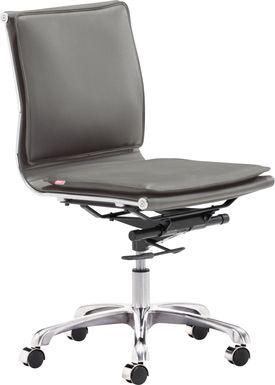 Nichelyn Gray Office Chair