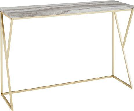 Normanside Gray Sofa Table