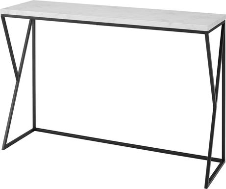 Normanside White Sofa Table