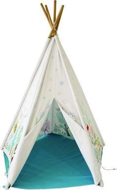 Kids Norwegian Wood Blue Play Tent