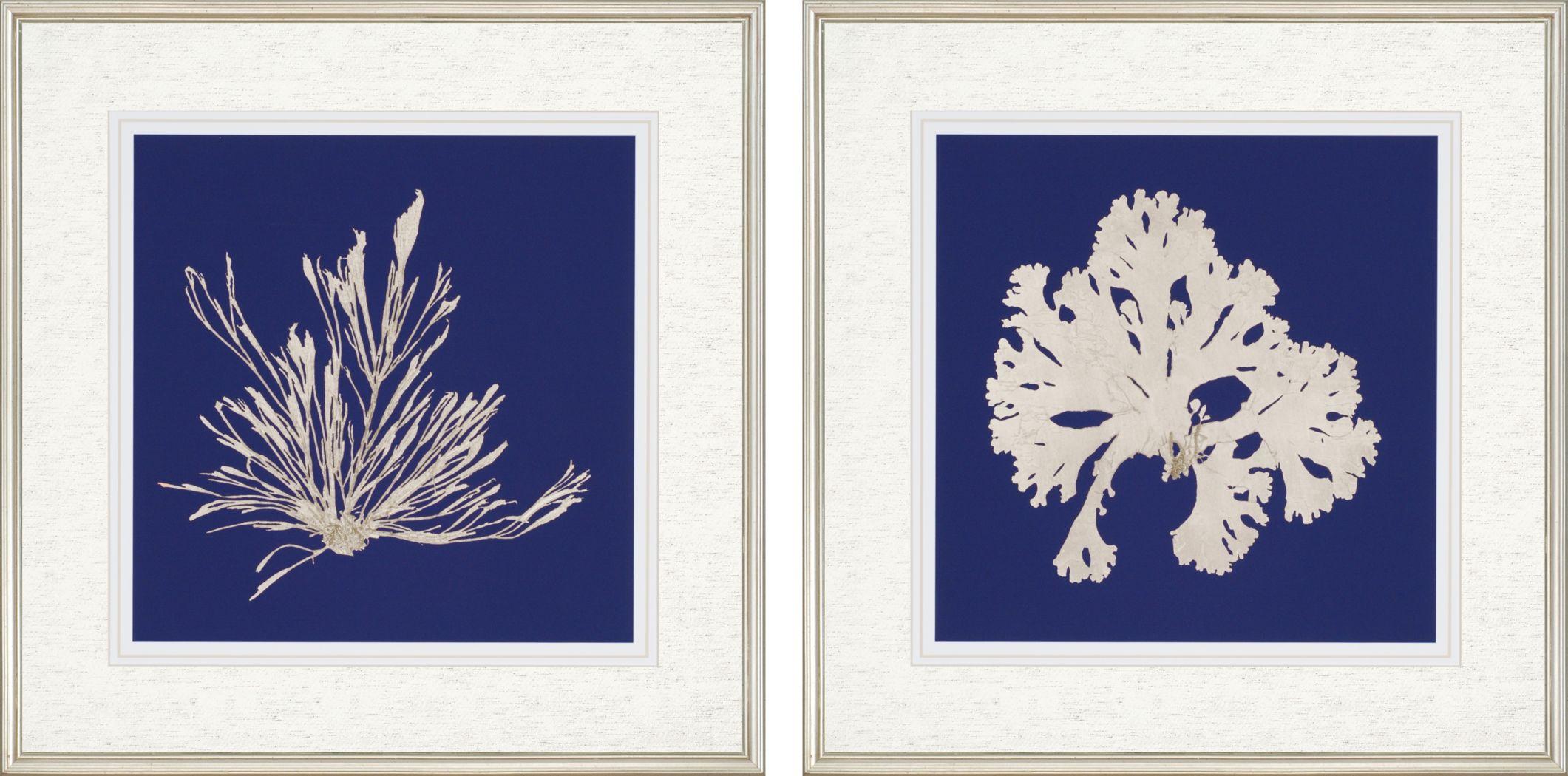 Noyant II Blue Set of 2 Artwork