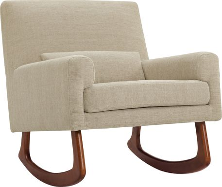 Nursery Dreamy Cove Beige Rocker