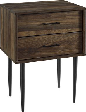 Oaks Cove Brown End Table