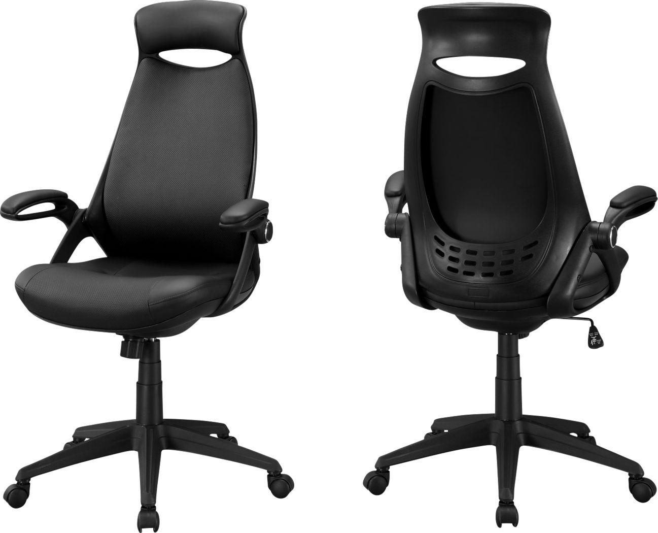 Oakvale Black Desk Chair
