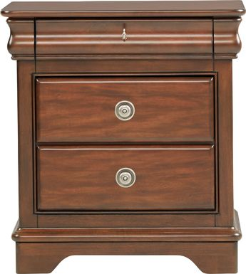 Kids Oberon Cherry Nightstand