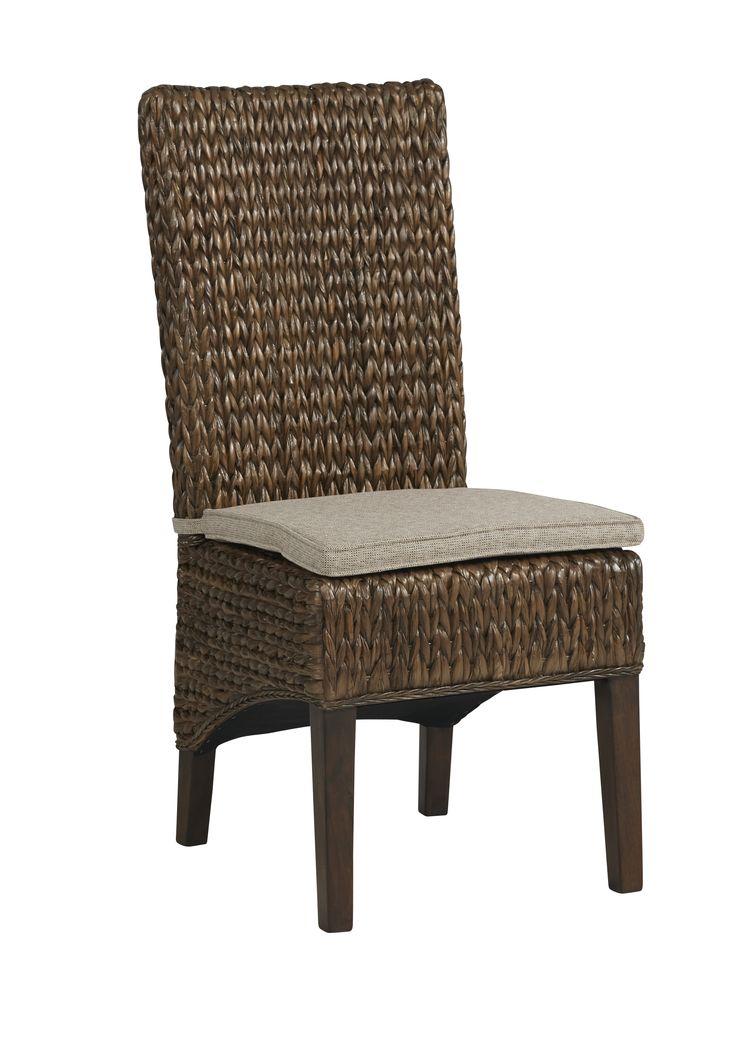 Ocean Bluffs Brown Side Chair
