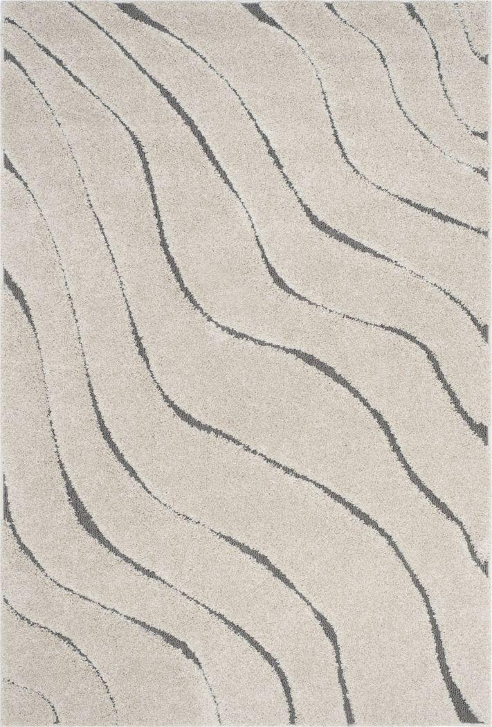 Ocean Gray Gray 8' x 10' Rug
