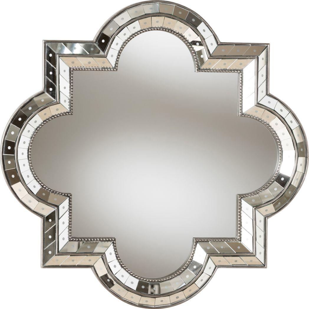 Ochis Silver Mirror