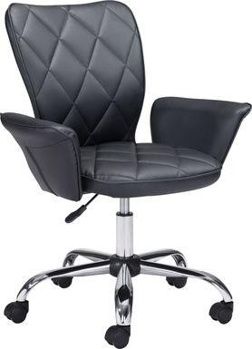 Okoshi Black Office Chair