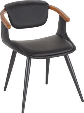 Olsin Black Side Chair