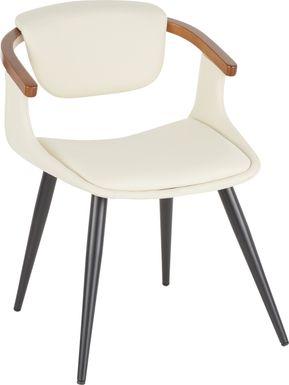 Olsin Cream Side Chair