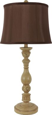 Omalee Ivory Lamp