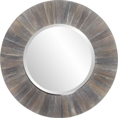 Orane Brown Mirror