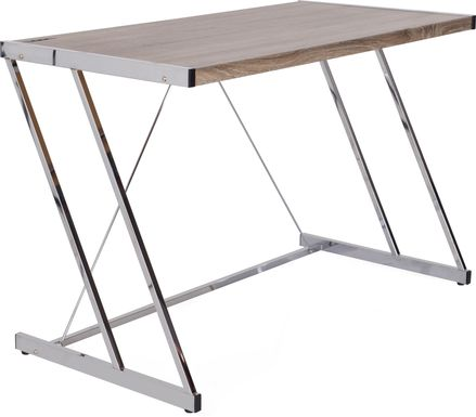 Orion Oak Desk