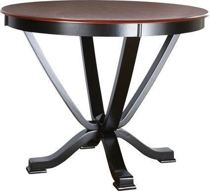 Orland Park Black Counter Height Dining Table