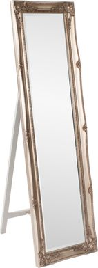 Orwell Silver Leaner Mirror