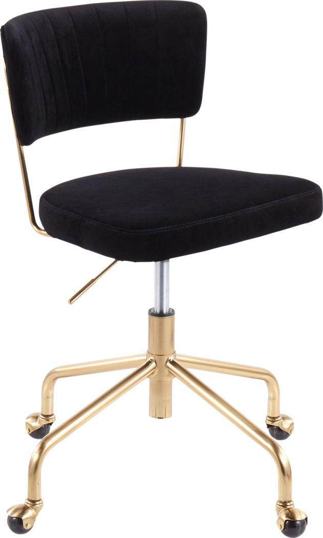 Ostena Black Office Chair