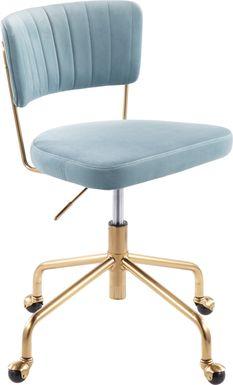 Ostena Blue Office Chair