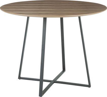 Ovalla Walnut Dining Table