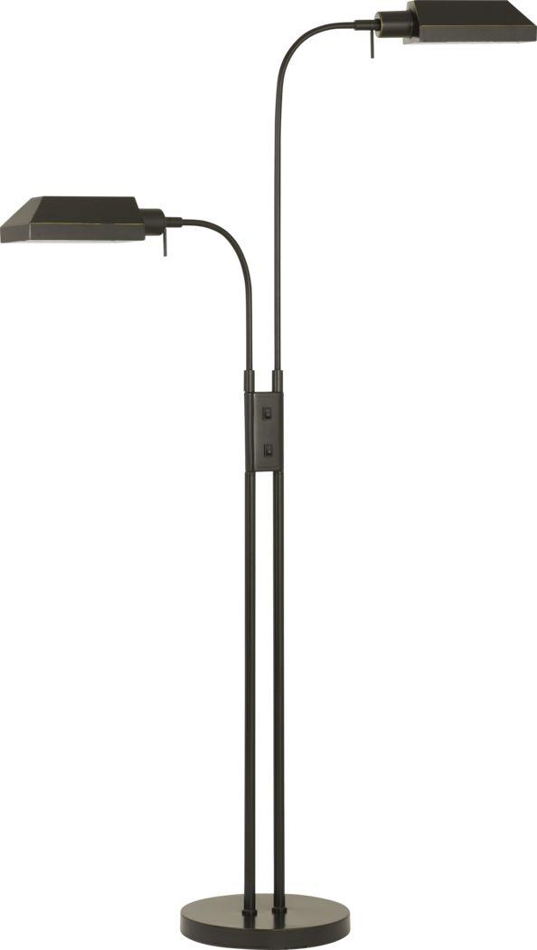 Pakenham Bronze Floor Lamp