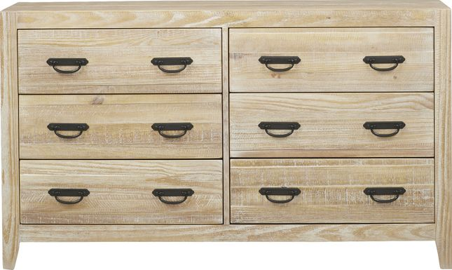 Palm Grove Toffee Dresser