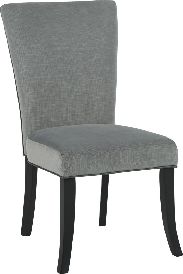 Palmetto Way Gray Side Chair
