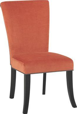 Palmetto Way Terracotta Side Chair