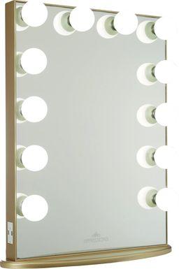 Panya Gold Vanity Mirror