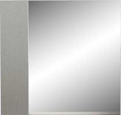 Park Slope Gray Mirror