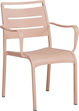 Park Walk Blush Arm Chair