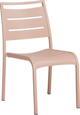 Park Walk Blush Side Chair
