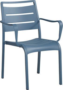 Park Walk Navy Arm Chair