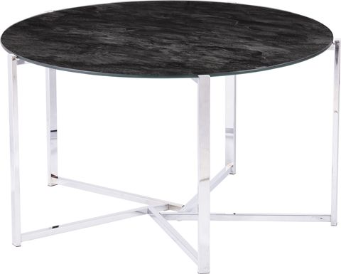 Parralena Black Cocktail Table