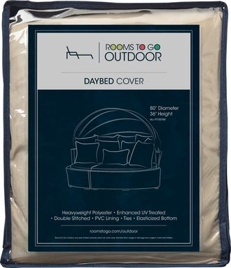 Patio Daybed Cover