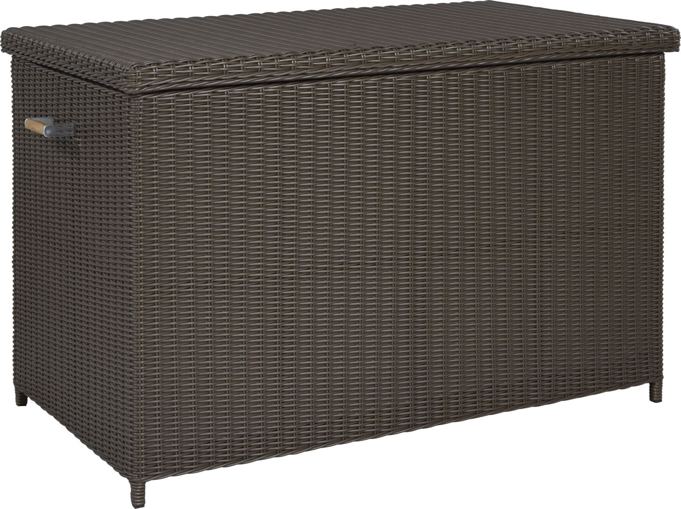 Patmos Brown Outdoor Cushion Storage Box