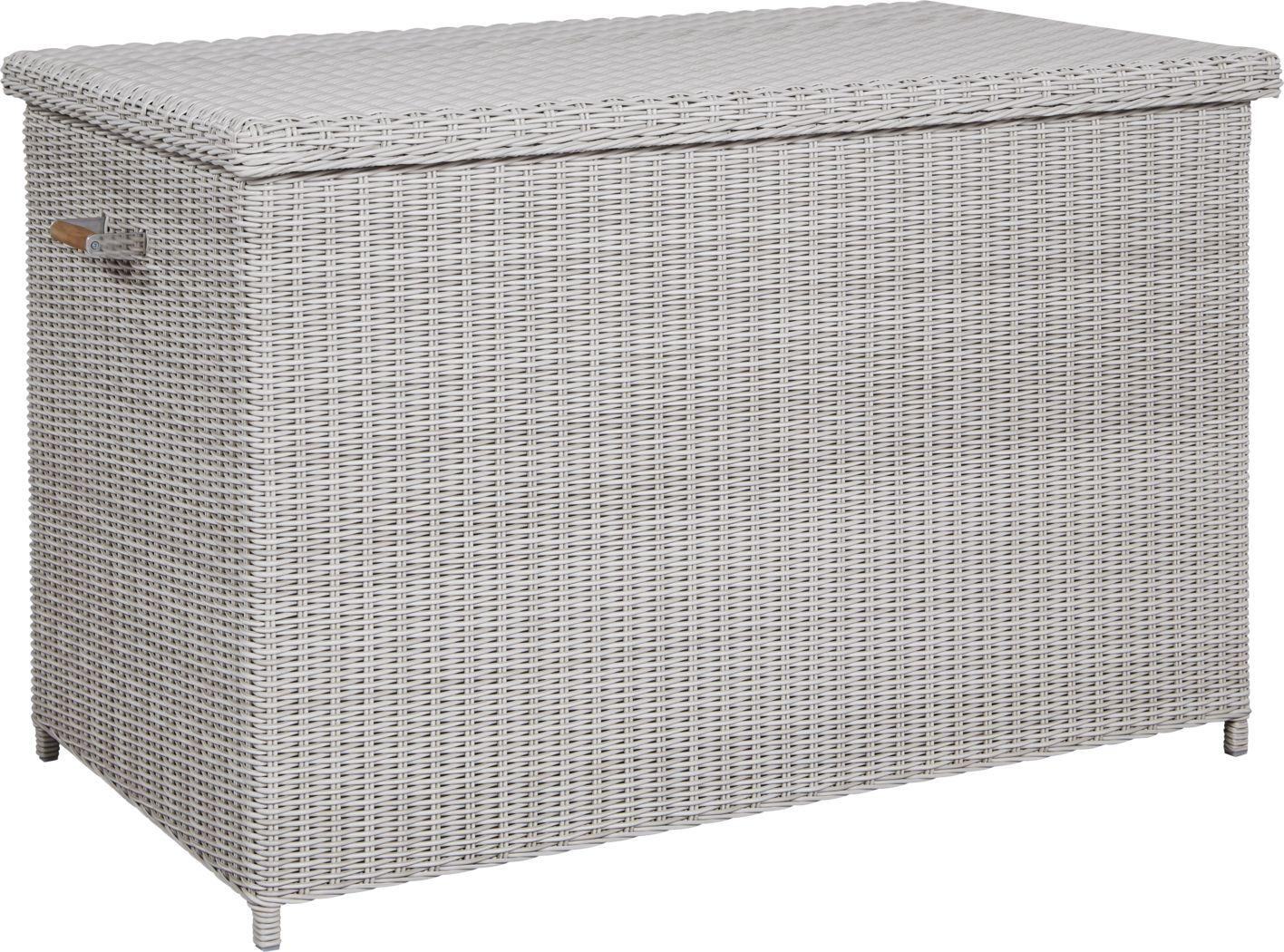 Patmos Gray Outdoor Cushion Storage Box