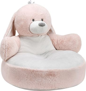 Patty the Puppy Pink Toddler Chair
