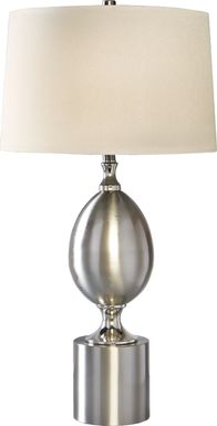 Pedestal Droplet Table Lamp