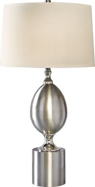 Pedestal Droplet Table Lamp