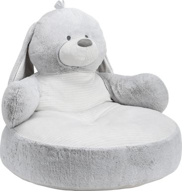 Penley the Puppy Blue Toddler Chair