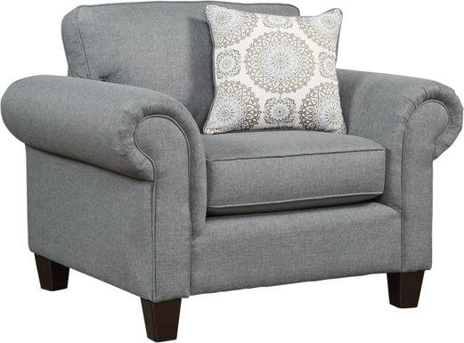 Pennington Gray Chair