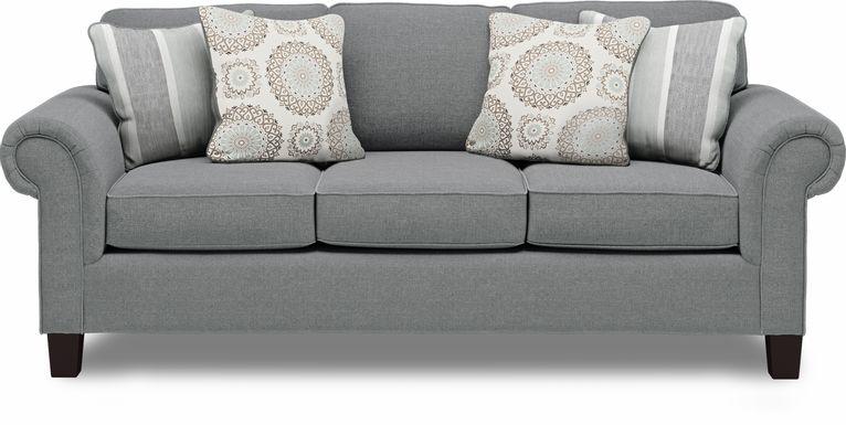 Pennington Gray Sofa
