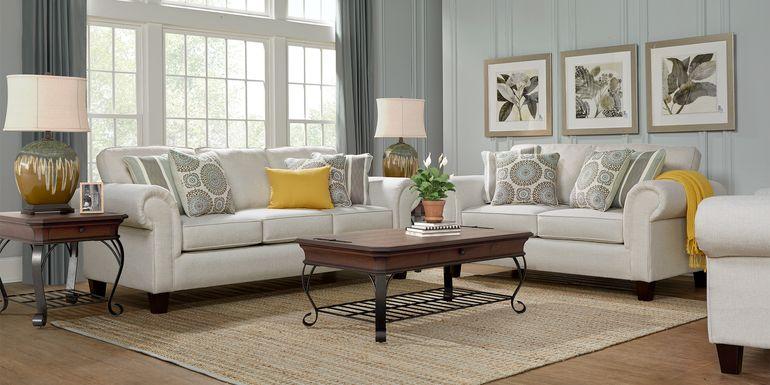 Pennington Sand 5 Pc Living Room