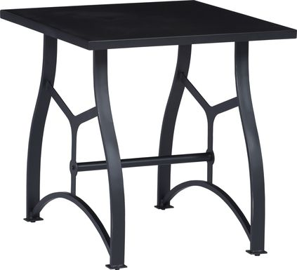 Pennyholme Black End Table